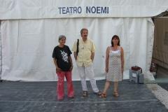 TEATRO NOEMI e i collaboratori