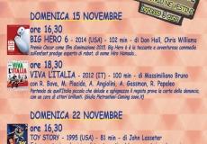 volantino A5 cinema nov 2015